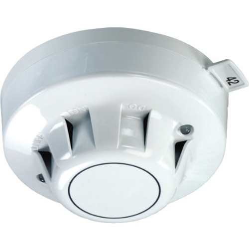 Apollo Discovery Smoke Detector - Optical, Photoelectric - White - Wired - 28 V DC - Fire Detection For Indoor/Outdoor