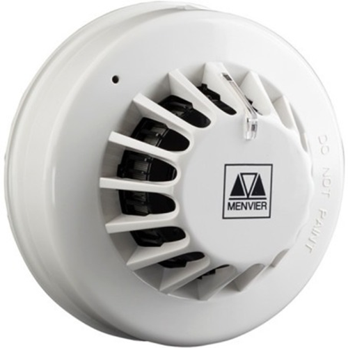 Eaton Scantronic & Menvier Smoke Detector - Optical - Fire Detection