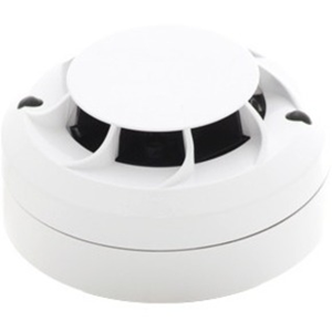 Morley-IAS Smoke Detector - Optical - White - Fire Detection