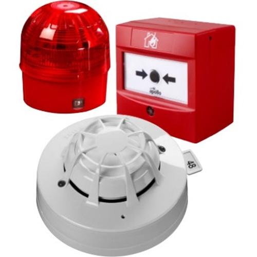 Apollo Smoke Detector - Optical - Fire Detection