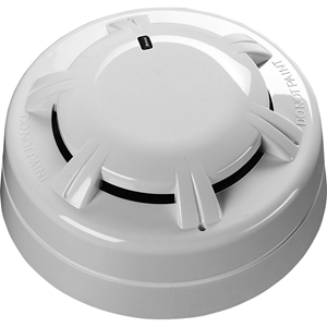 Apollo Orbis Smoke Detector - Photoelectric, Optical - White - 33 V DC - Fire Detection - Surface Mount For Indoor/Outdoor