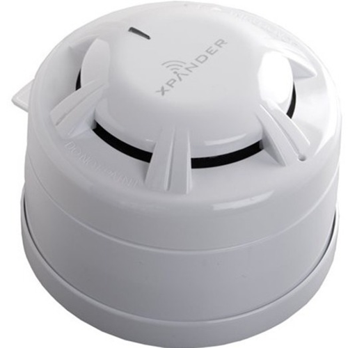 Apollo XPander Smoke Detector - Optical, Photoelectric - Wireless - Fire Detection - 5 Year Battery - Alkaline