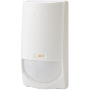Optex CDX-DAM Motion Sensor - Yes - 15 m Motion Sensing Distance - Ceiling-mountable, Wall-mountable - Indoor