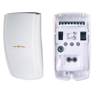 Texecom Premier Elite Motion Sensor - Yes - 15 m Motion Sensing Distance - Ceiling-mountable, Wall-mountable