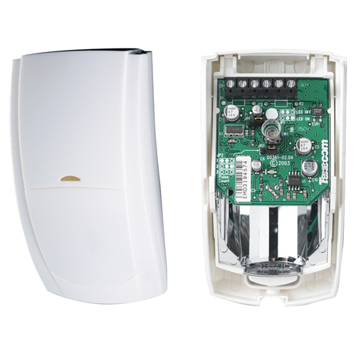 Texecom Premier Elite Motion Sensor - Yes - 12 m Motion Sensing Distance - Surface-mountable