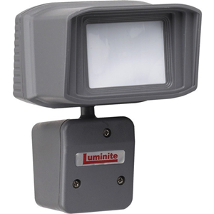 Luminite GX250/15 Motion Sensor - Wired - Yes - 15 m Motion Sensing Distance - Wall-mountable - Outdoor - ABS