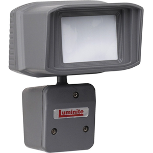 Luminite GX250/40 Motion Sensor - Wired - Yes - 40 m Motion Sensing Distance - Wall-mountable - Outdoor - ABS
