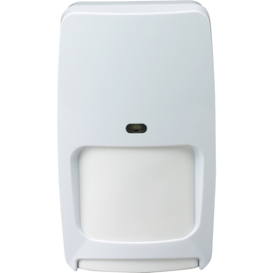 Honeywell DUAL TEC DT8M Motion Sensor - Wireless - RF - Yes - 18 m Motion Sensing Distance - Wall-mountable, Ceiling-mountable, Corner Mount