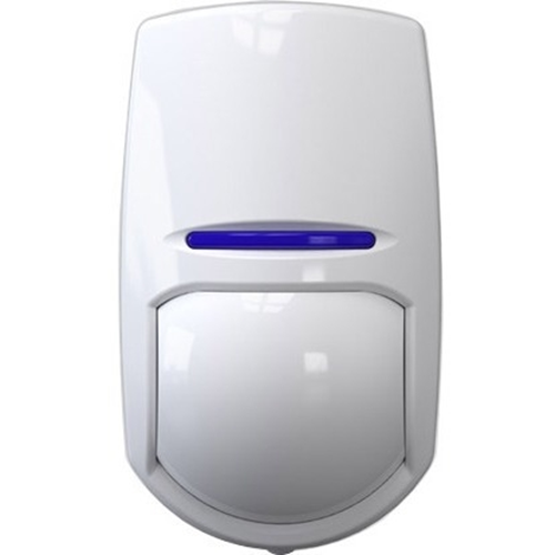 Pyronix KX10DTP-WE Motion Sensor - Wireless - Yes - 10 m Motion Sensing Distance - Wall-mountable, Ceiling-mountable - ABS Plastic