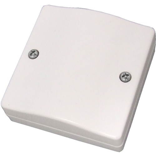 CQR JB720 Mounting Box - White