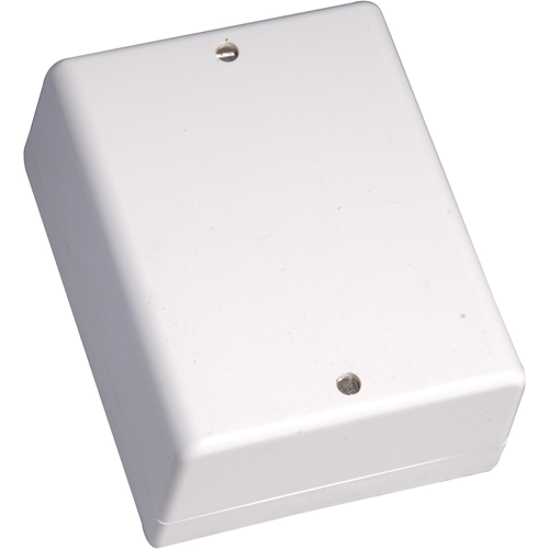 CQR JB737 Mounting Box - Polystyrene, Plastic - White