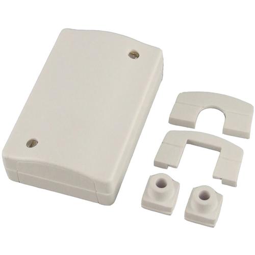 CQR Mounting Box - Polystyrene - White