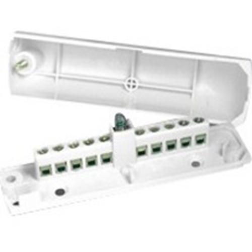 Elmdene EN3-JB10 Mounting Box - Acrylonitrile Butadiene Styrene (ABS) - White