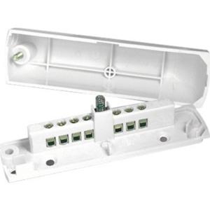 Elmdene Mounting Box - Acrylonitrile Butadiene Styrene (ABS) - White