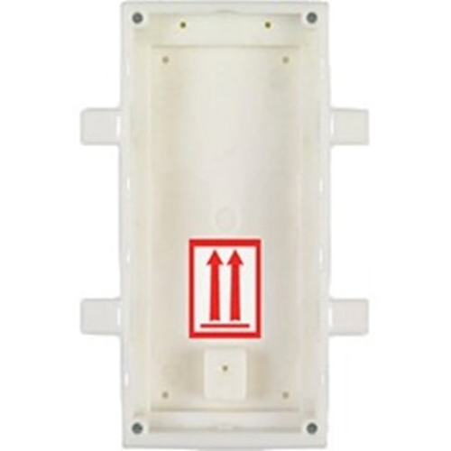 2N Mounting Box - Plastic - Wall Mount