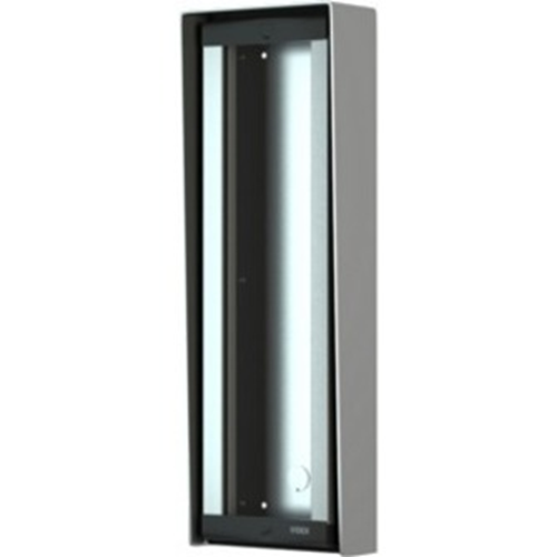 VIDEX Mounting Box - Stainless Steel - Aluminium - Wall Mount