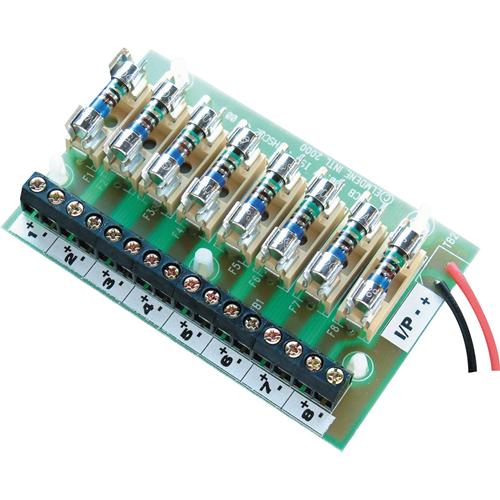 Elmdene FOM-8 Fused Output Module for Fuse - Access Control, CCTV
