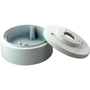 W Box WBXCA0001 Mounting Box for Surveillance Camera - White