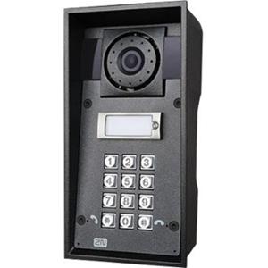 2N Helios IP Force Video Door Phone Sub Station - CMOS - 135° Horizontal - 109° Vertical - Full-duplex - Door Entry