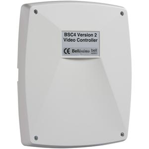 Bell Systems Video Door Phone Controller for Door Entry Panel