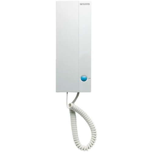 FERMAX Intercom Master Station - for Door Entry - Cable - Wall Mount