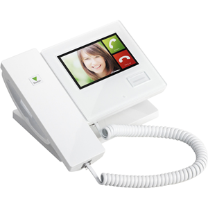 "Paxton Access Net2 10.9 cm (4.3"") Video Master Station - Touchscreen TFT LCD - Full-duplex - Door Entry"