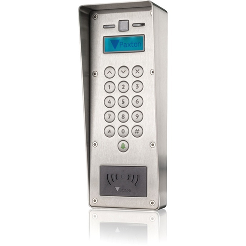 Paxton Access Net2 Video Door Phone Sub Station - LCD - Full-duplex - Door Entry