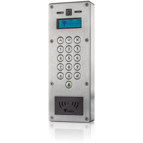 Paxton Access Net2 Video Door Phone Sub Station - LCD - Full-duplex - Door Entry