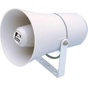 Penton PH10/T 10 W RMS Indoor/Outdoor Speaker - Grey - 400 Hz to 8 kHz