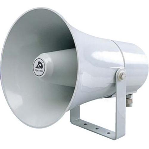 Penton PH20/T 20 W RMS Indoor/Outdoor Speaker - Grey - 250 Hz to 8 kHz - 20 Ohm