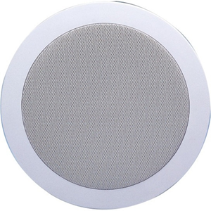 Penton PCL5/T 6 W RMS Speaker - White - 100 Hz to 17.50 kHz - 8 Ohm - In-ceiling