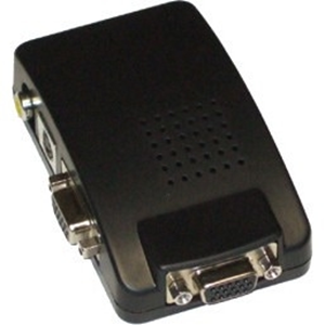 Voltek AV-VGA Signal Converter - Composite Video In - VGA Out