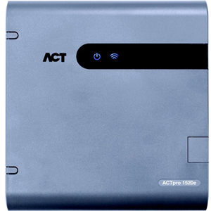 ACT ACTPRO 1520E Card Reader Access Device - Door - Proximity - 60000 User(s) - 1 Door(s) - 12 V DC - Surface Mount