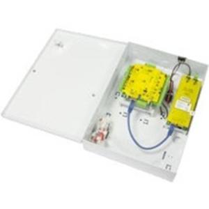 Paxton Access Net2 Plus Door Access Control Panel - White - Door - Proximity, Key Code - 50000 User(s) - 1 Door(s) - Ethernet - Network (RJ-45) - 12 V DC
