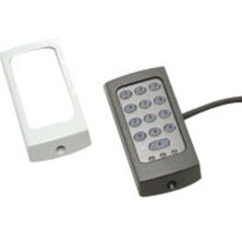 Paxton Access TOUCHLOCK K38 Keypad Access Device - Black, White - Door - Key Code - 1 Door(s) - Surface Mount