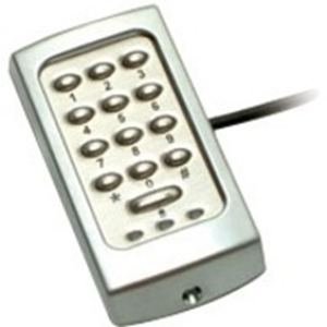 Paxton Access TOUCHLOCK K50 Keypad Access Device - Door - Key Code - 1 Door(s) - Surface Mount, Standalone