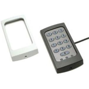 Paxton Access TOUCHLOCK K75 Keypad Access Device - Black, White - Door - Key Code - 1 Door(s) - Surface Mount