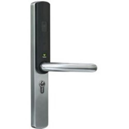Paxton Access Net2 PaxLock Card Reader Access Device - Silver - Door - Proximity - 10000 User(s) - 1 Door(s) - Ethernet - Wireless LAN - Network (RJ-45)