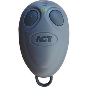 ACT 433TXprox 2 Buttons Keyfob Transmitter - RF - Handheld
