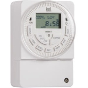 Bell Systems Digital Timer - Wall Mountable - For Access Control