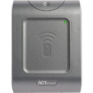 ACT ACTsmart2 1070e Card Reader Access Device - Door - Proximity - 1000 User(s) - 24 V DC - Surface Mount, Flush Mount