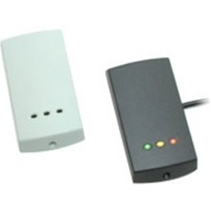 Paxton Access P50 Card Reader Access Device - Black, White - Door - Proximity - 10000 User(s) - 1 Door(s) - 12 V DC - Surface Mount