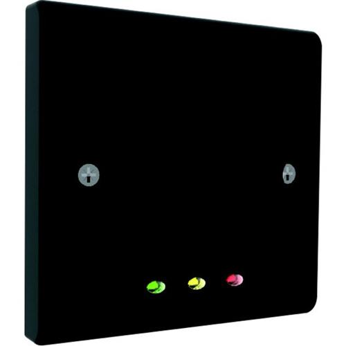 Paxton Access Card Reader Access Device - Black - Door - Proximity - 1 Door(s) - 300 mm Operating Range - 12 V DC - Surface Mount