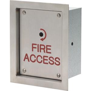 3E Fireman Switch - Flush Mount