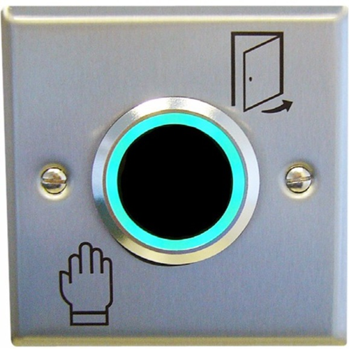 Elmdene AMS-EBIR-BOX-SS Mounting Box for Exit Device - Silver
