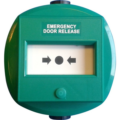Knight Fire & Security Maxhunt MX57SWG Manual Call Point - Green