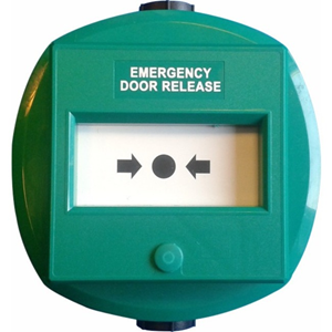 Knight Fire & Security Maxhunt MX77DWGS Manual Call Point - Green