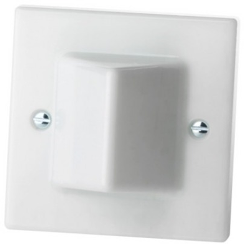 C-TEC Security Alarm - Visual, Audible - Flush Mount, Surface Mount - Red, Green