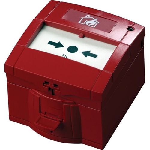 Apollo XPander Manual Call Point For Fire Alarm - Red - Acrylonitrile Butadiene Styrene (ABS)