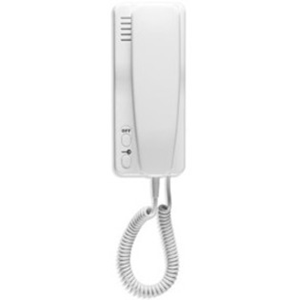 Bell Systems XL5-LX Intercom Sub Station - for Door Entry - White - Desktop